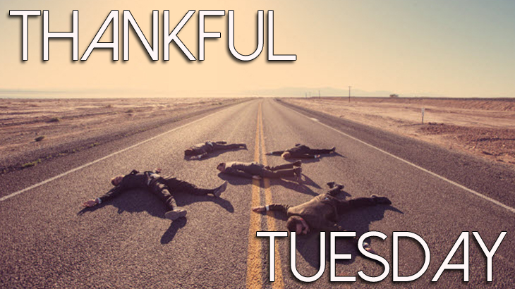 ThankfulTuesday
