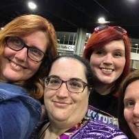 Julia, Mara, Me and Jen