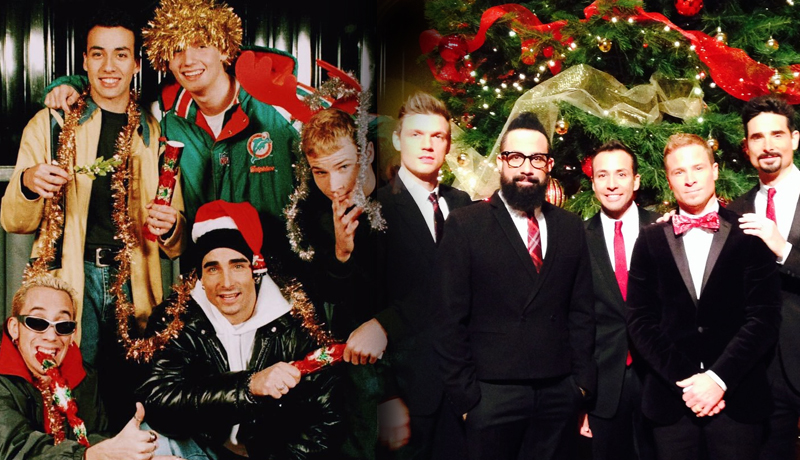 Backstreet Boys Christmas.5 Christmas Songs The Backstreetboys Should Cover Or Record