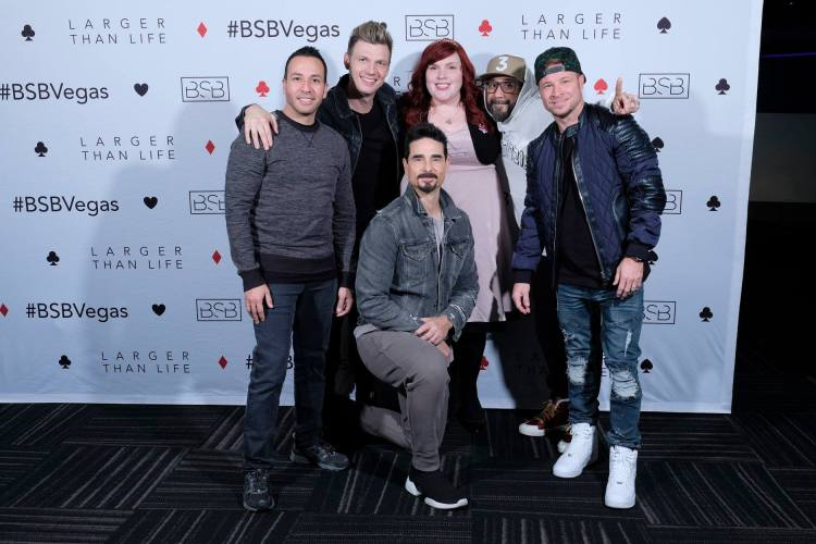 28d17fbb45c6 Happy 26th Anniversary, @BackstreetBoys – Thank You! – The ...